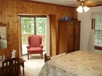 Rm 1 Queen room with private deck
