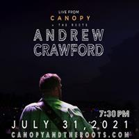 Andrew Crawford :: Americana, singer-songwriter LIVE at Canopy + the Roots