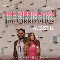 The Winnie Blues :: Half Wide Awake Tour LIVE at Canopy + the  Roots