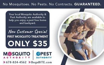 Pest & Mosquito Authority