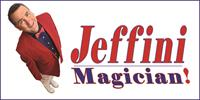 Jeffini's Crazy Fun Magic Show - Dahlonega Magic Theater Matinee