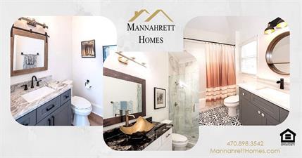 Mannahrett Homes