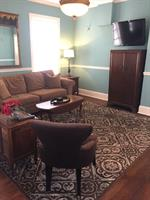 McGuire Suite sitting room