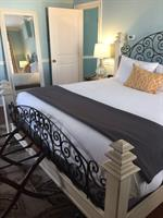 McGuire Suite king bed