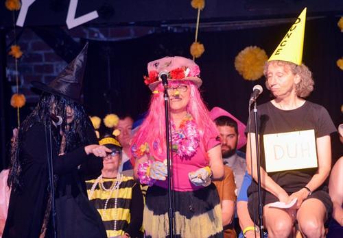 Dahlonega Spelling Bee 2017
