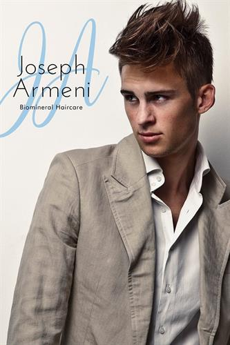 Joseph Armeni Biomineral Hair Care Products