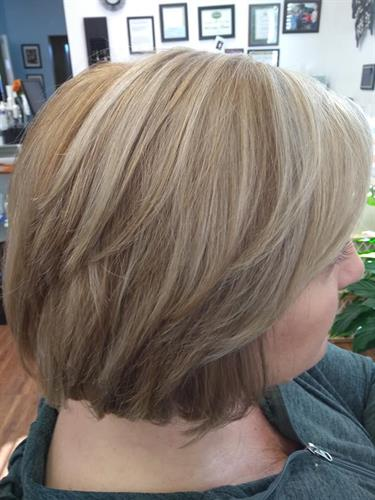 Color, Cut, and Style by Vikki