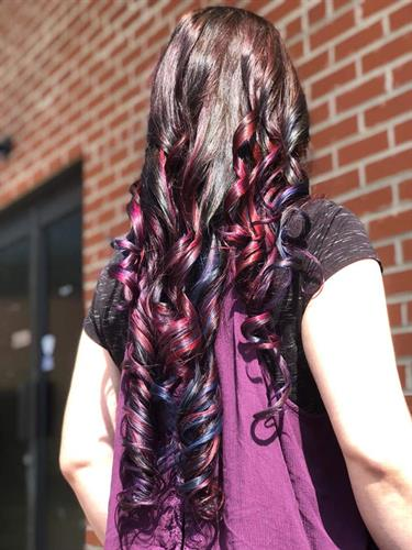 Color and style by Vikki