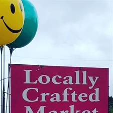 Locally Crafted Market