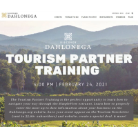 Tourism Partner Training Class