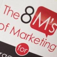 The 8 M's of Marketing with Jay Handler/ 3 pm Class