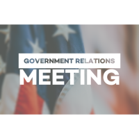 Government Relations Meeting