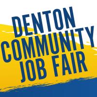 Denton Community Job Fair - Fall 2021