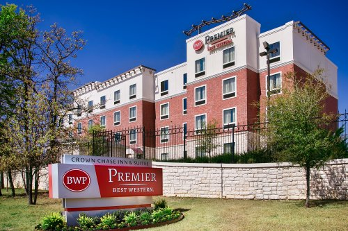 Best Western PREMIER Crown Chase Inn & Suites, Denton, Texas
