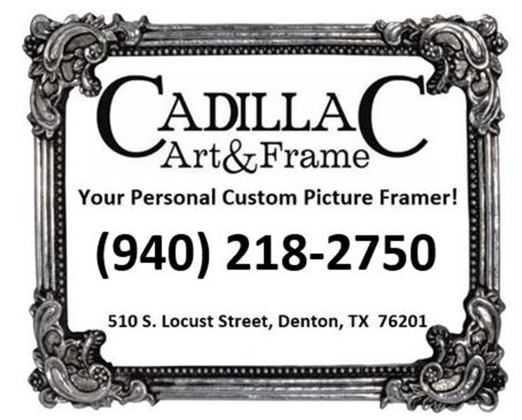 CadillaC Art & Frame