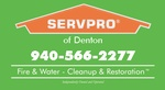 SERVPRO of Denton