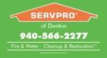 SERVPRO of Denton/Large Loss Response Team