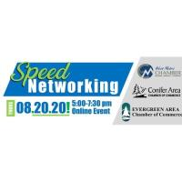 SPECIAL EVENT:  Speed Networking