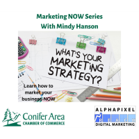 Marketing NOW Series with Mindy Hanson