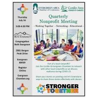 Quarterly  Nonprofit Meeting