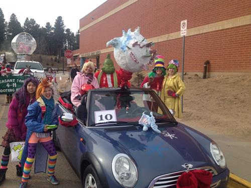 2014 Conifer Christmas Parade