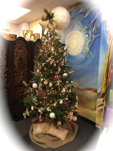 2016 Festival of Trees at Luna's