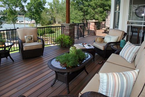 Rolling Ridge Deck Homes Inc