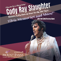 Cody Ray Slaughter: Elvis Memories and More!