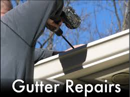 Seamless Gutter Repair & Replacement