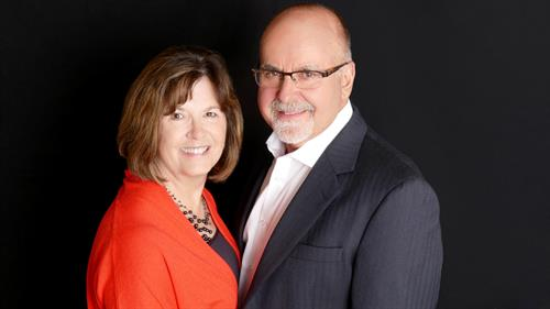 Husband and wife team serving our real estate clients-buyers, sellers, investors!