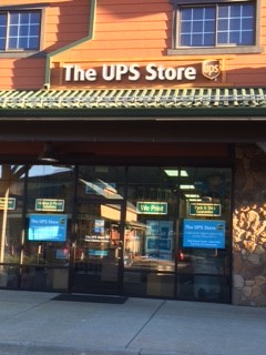 The UPS Store in Conifer, in the King Soopers Center