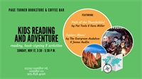 Kids Reading and Adventure at Page Turner