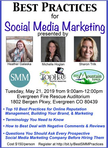 Best Practices for Social Media Marketing - May 21, 2019