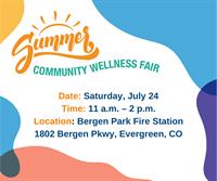 Community Wellness Fair