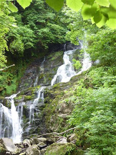 Torc Waterfall, Ring of Kerry Ireland