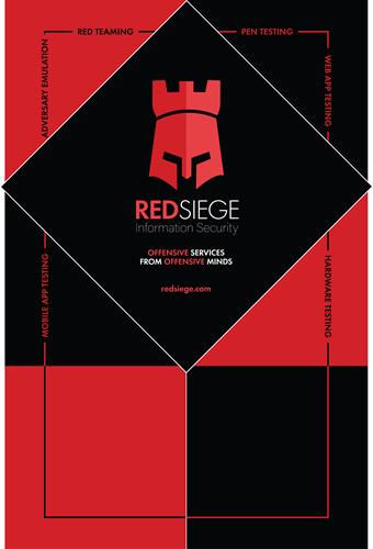 Red Siege Pop-Up Display