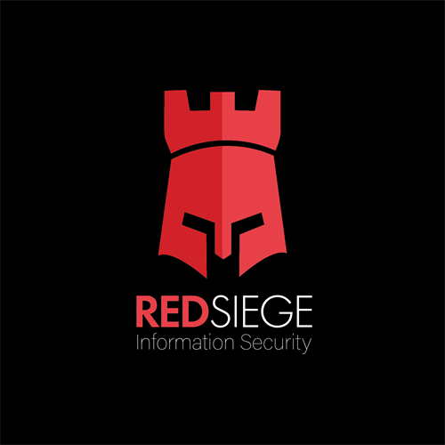 Red Siege Primary Logo