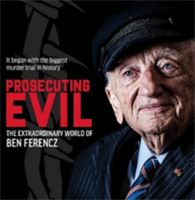"Movie ""The Extraordinary World of Ben Ferencz"" and post file discussion"