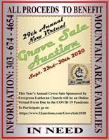 Virtual Grove Sale - Evergreen Lutheran Church
