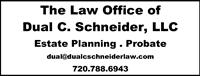 The Law Office of Dual C. Schneider, LLC - Conifer