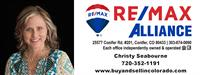 Christy Seabourne, RE/MAX Alliance