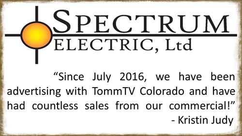 Spectrum Electric, advertising since 2016