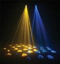 Dancing lights