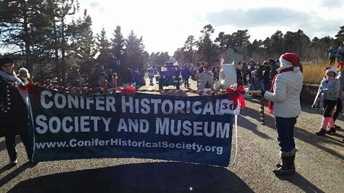 Conifer Christmas Parade, 2016