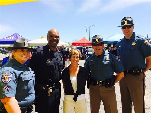 Colorado Dept of Safety Educational Fair