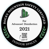 Rocky Mountain Efficiency Group -- 5 Star Disinfection and Safety Certification Service