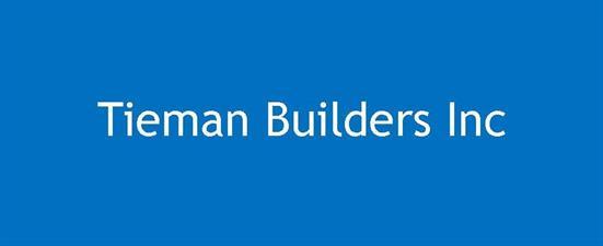 Tieman Builders