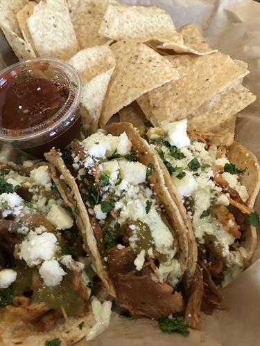 Verde Street Tacos