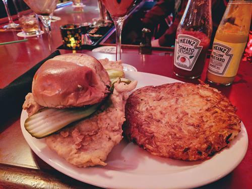 Pork Tenderloin and Lyonnaise Potatoes