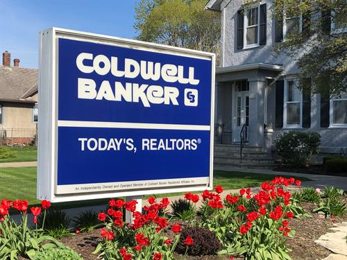 Spring at Coldwell Banker